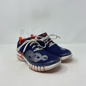 ahnu Womens Athletic Shoes Size 7
